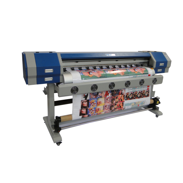 New type 1.6m WER-ES160 eco solvent printer in ink jet printer for banner
