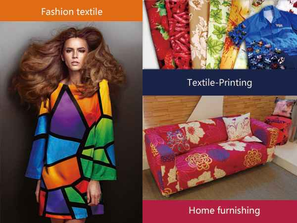 Application of textile
