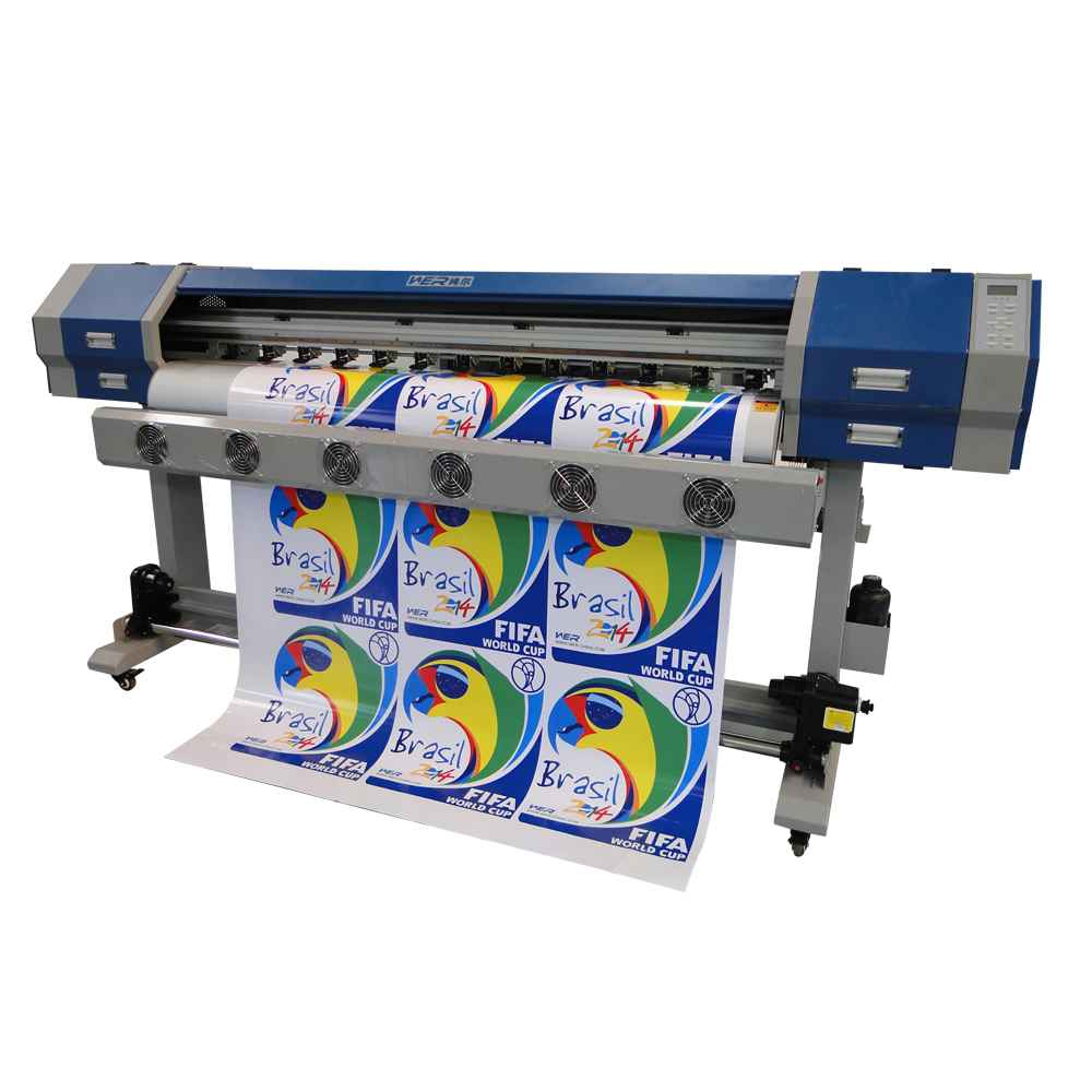 New design direct to fabric cloth banner printing 2.5m dye Sublimation printer