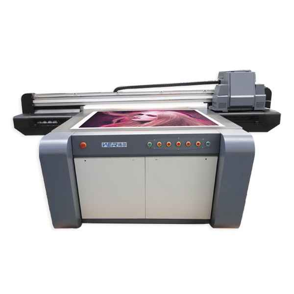 2016 Newest design industrial UV digital photo printer/inkjet UV led printing machine