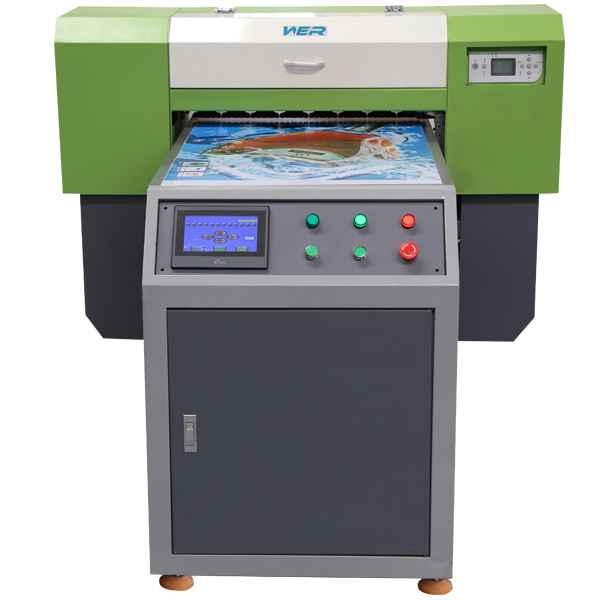 Cheap CE approved A1 UV led digital industrial inkjet printer price list