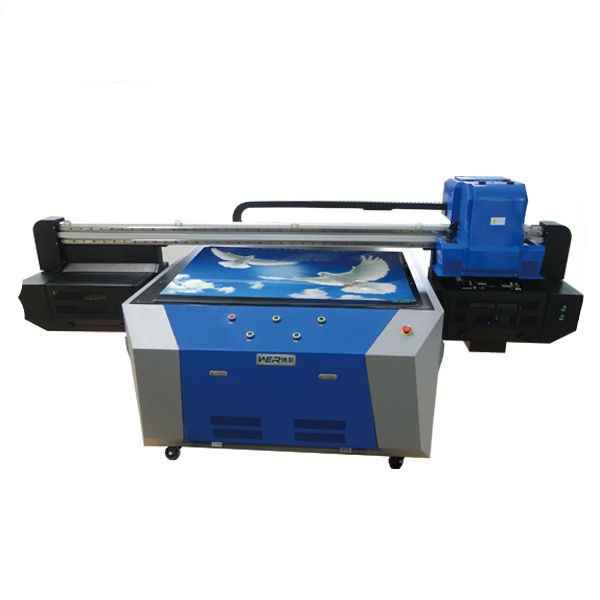 High precision large format industrial uv led printer price