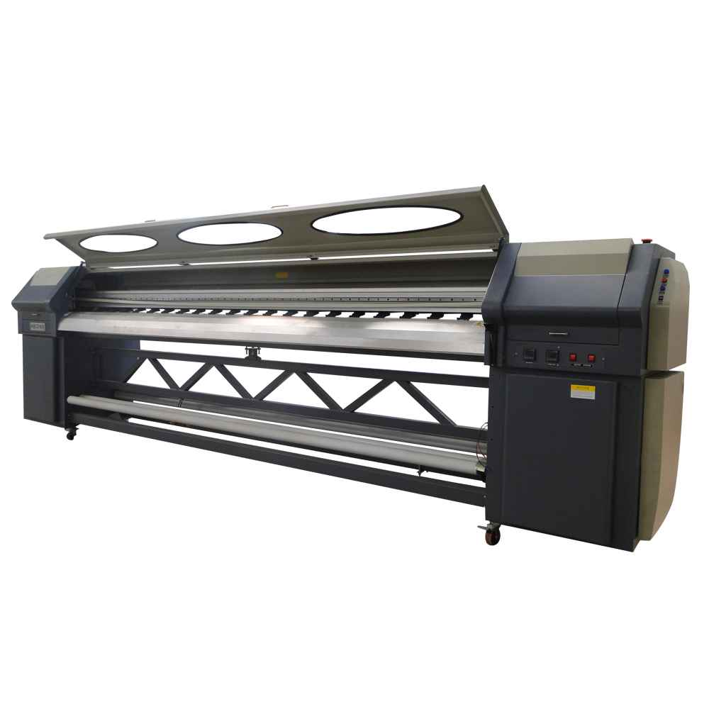 High quality large format outdoor poster printer, large format printer,solvent printer