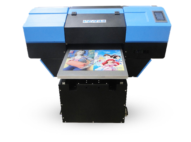 Hot Selling A2 dual head UV LED desktop printer pris