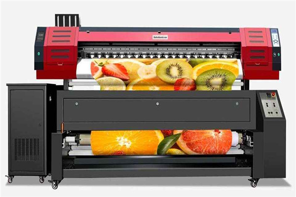 High Quality Digital Sublimation Printing Machine / Flag Printer Machine Til salg