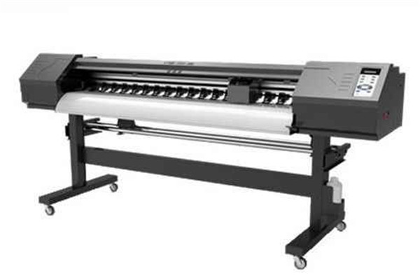 1.8m Large Format Eco Solvent Printer For Indoor / Outdoor Signage