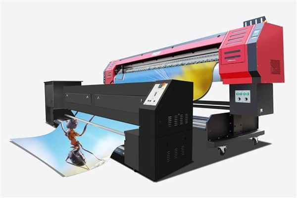 High Resolution 1.8m Sublimation printer med DX7 hoved Sale