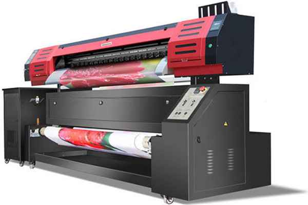 High Resolution 1.8m Sublimation Printer with DX7 Head Sale