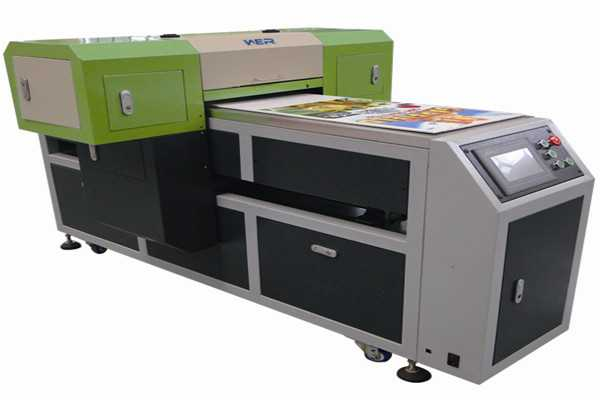 NEW Design A1 størrelse Led UV flatbed printer