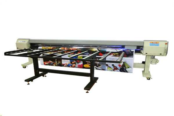 2016 Bedst sælgende WER-ER3202UV UV LED Industrial Printer