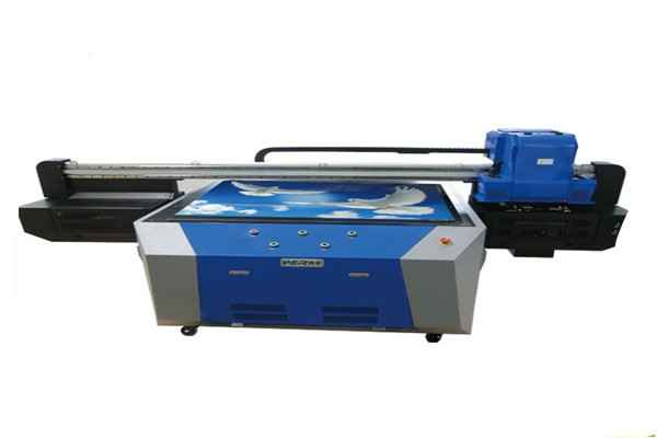 Cheap 1440dpi resolution industrial uv led printer machine