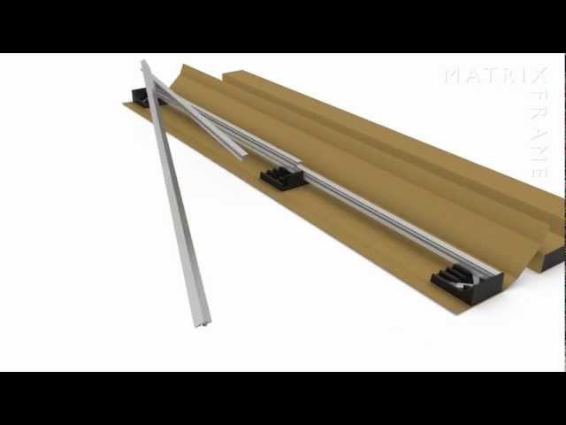 How to Assemble Matrix Frame Profiles 26 and 32 – All Graphic Supplies